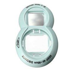 Instax Mini Close Up Lens with Self Portrait Mirror for Mini 7s/8 (Blue)