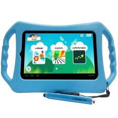 JOI™ KinderTab™ with Blue Rumber Bumpee and Stylus (Free Myteach Education Software pre-loaded)