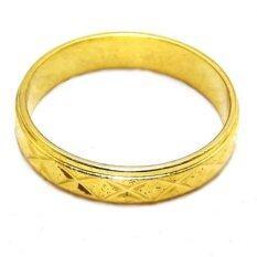 KLF Brenta Ladies Gold Ring