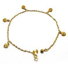 KLF Macin Ladies Ankle Bracelet