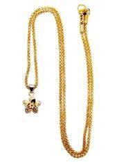 KLF Tuska Ladies Gold Pendant Set