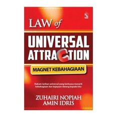 Law of Universal Attraction (Malay)