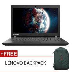 Lenovo IdeaPad 100-14IBD 80RK0031MJ (i5-5200u,4gb,128ssd,N16V-GM2GB,14,W10) Free: Backpack