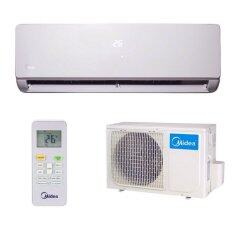Midea MSK3-09CRN1 Aircond 1HP with Ionizer Air Conditioner R410a 3 Star Rating Energy Saving (Indoor + Outdoor Compressor)