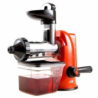 New Age Living Slow Juicer Review : Modern Age (Red) Manual Slow Juicer Lazada Malaysia