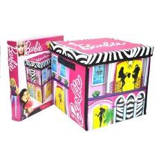 Neat-Oh! Barbie Zipbin Dream House Toybox & Paymat BB-A1465 Black