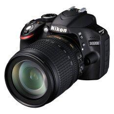 Nikon D3200 Black with 18-105mm VR Lens Kit