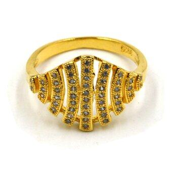 only gold permanent trendy ring lazada malaysia