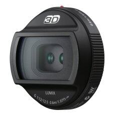 Panasonic 3D LUMIX G 12.5mm / F12