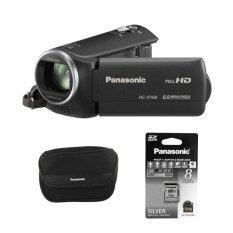 Panasonic HC-V160 Full HD Camcorder + 8gb Class 6 + Bag (Original Malaysia Warranty)