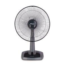 Pensonic PEN-PF-45A Inch Table Fan Bold (Grey)