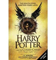 [Pre-Order] Harry Potter and the Cursed Child - Parts I & II : The Official Script Book of the Original West End Production [ETA: 4th August 2016]