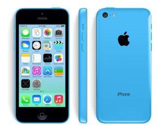 (refurbished) apple iphone 5c 64gb (blue)   lazada malaysia