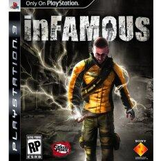 Refurbished PS3 Infamous