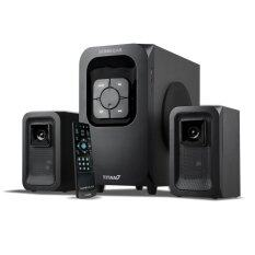 (REFURBISHED) SonicGear Titan 7 Multimedia Speaker (Black)