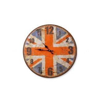 Retro Design Home Decor Classic Wall Clock 34cm Type 1
