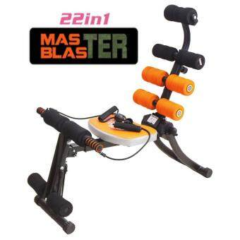 Sellincost sit up bench gym bench new 22 in 1 master for Ab salon equipment reviews