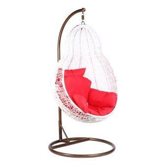 Swing Chair Sunya White