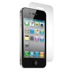 Tempered Glass Screen Protector For Apple Iphone 4 / 4S