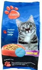 Best Dry Food From Tesco Cat