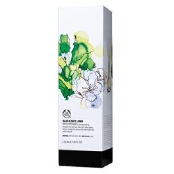 The Body Shop Aloe Amp Soft Linen Reed Diffuser 4 2 Fluid