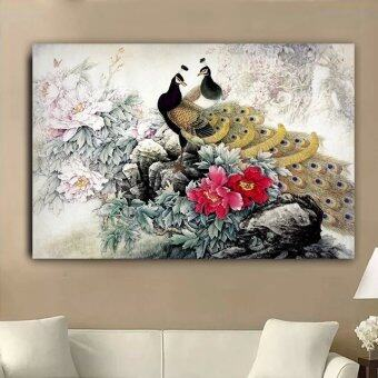 The most famous living room painting abstract art wall - Oil painting ideas for living room ...