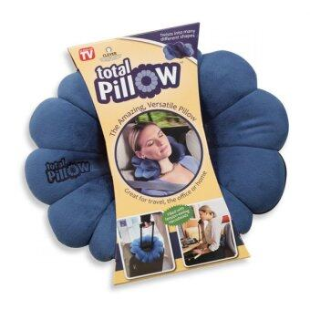 Total Pillow Support Neck Relaxing Versatile Comfy Body