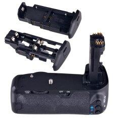 Vertical Battery Grip Holder For Canon 70D DSLR BG-E14 BGE14 (Black)