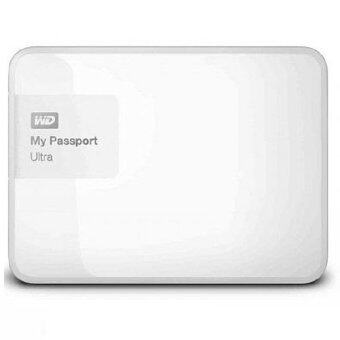 WD My Passport Ultra USB 3.0 2TB 2.5 Inch External Hard Disk Drive (White) | Lazada Malaysia