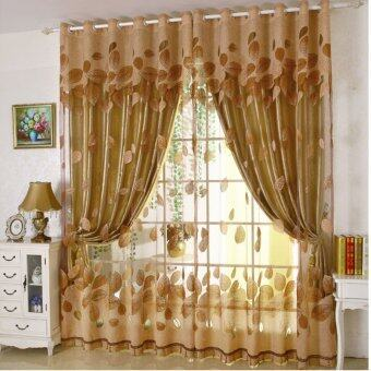 Width1m window curtains for living room window for B m living room curtains