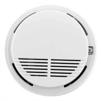 wireless smoke fire detector sensor for wireless alarm gsm pstn security system lazada malaysia. Black Bedroom Furniture Sets. Home Design Ideas