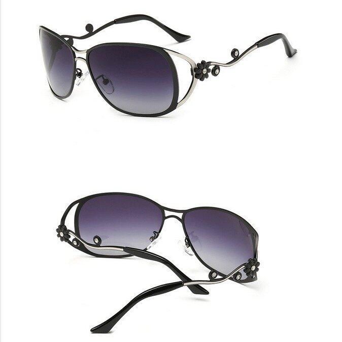 87b180438f Women Sunglasses Ladies Fashion Coating Sun Glasses Women Glasses Polarized  Eyewear₱1
