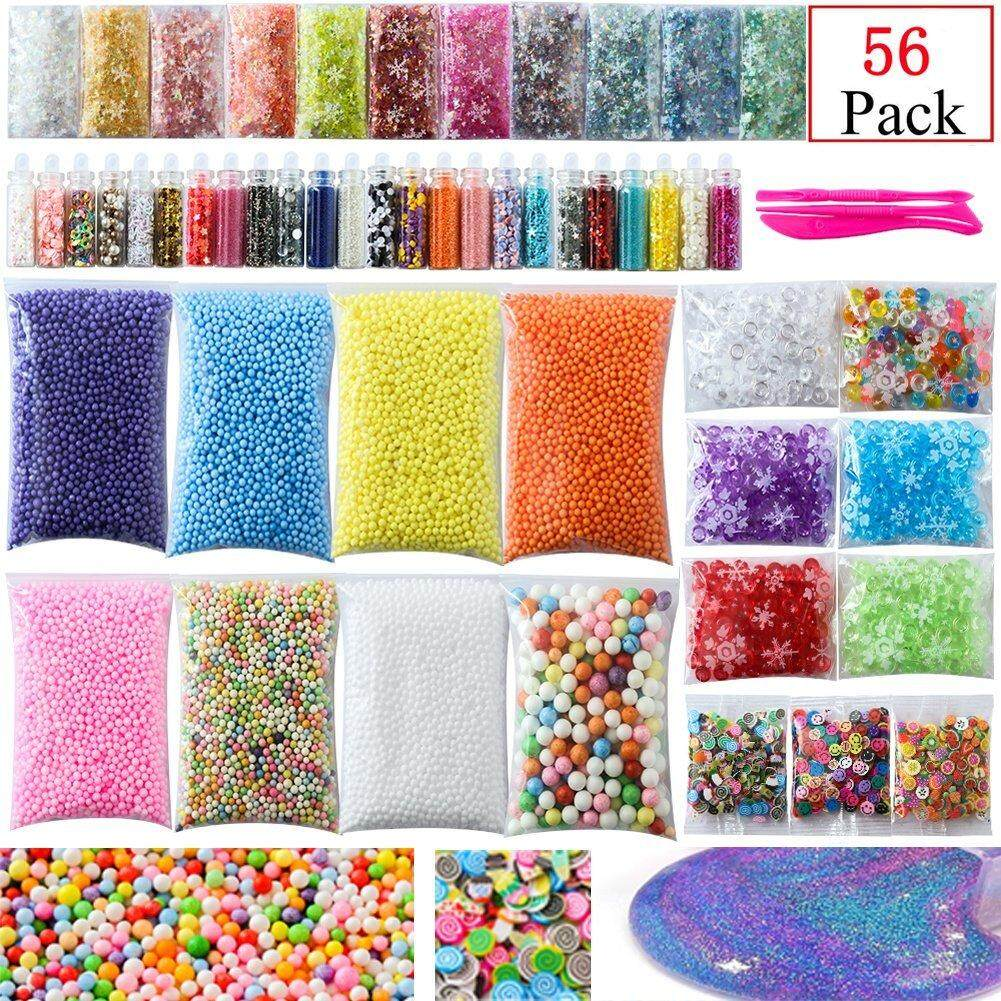 Toys Games Buy At Best Price In Malaysia Www Fun Doh Grill Set Mainan Edukasi Anak Kvvdi Slime Supplies Kit 56 Pack For Girls Include Foam Balls