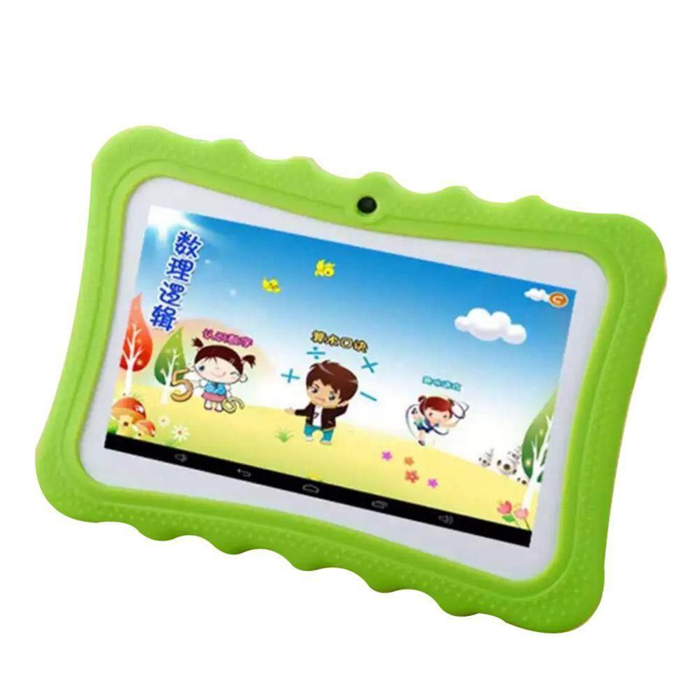 Latest Tablet Products With Best Online Price In Malaysia Rj45 Connector Wiring Diagram Youtube Pawaca 7in Chportable Hd Kids Upgrade Learning Pad Kid Proof Silicone