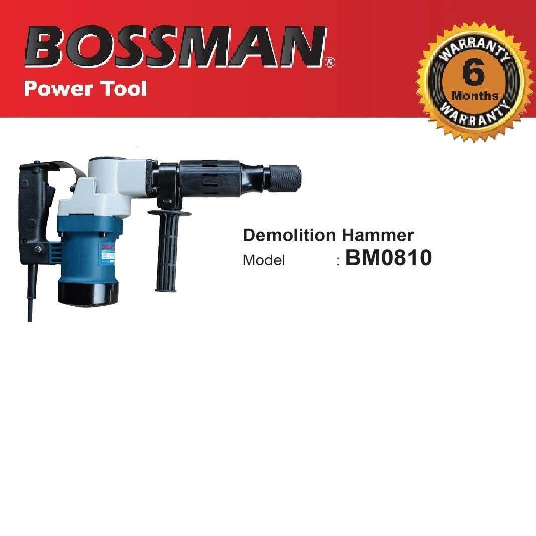 BOSSMAN Demolition Hammer 900W BM0810