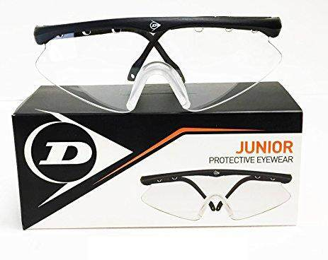 Dunlop Junior Squash Eyewear By Olympic Sports.
