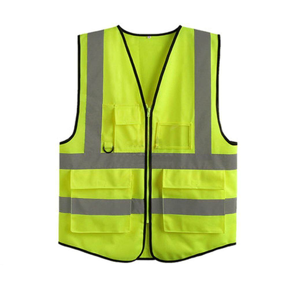 Bumblebaa 1 multi-pocket reflective safety vest