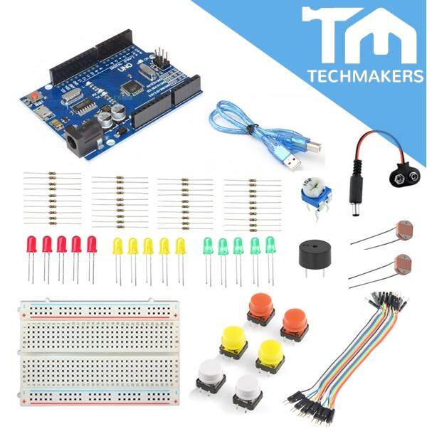 Arduino UNO R3 Starter Learning Kit Malaysia