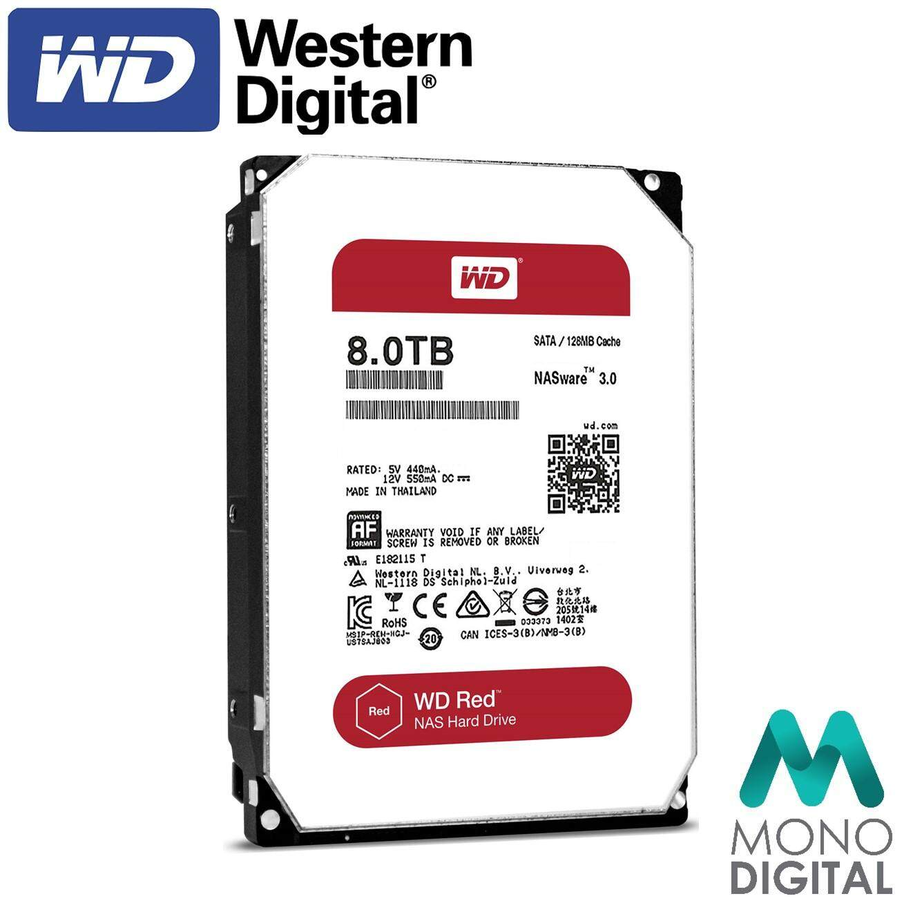 Wd External Hard Disk With Best Online Price In Malaysia My Passport Hdd Portable 4tb 3 Years Warranty Usb 30 New Original Eksternal Western Digital Red 8tb Network Attached Storage Nas 128mb Sata Iii Drive