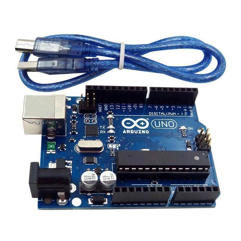 UNO R3 MEGA328P ATMEGA16U2 Development Board + USB Cable Compatible for Arduino Greatsell Malaysia