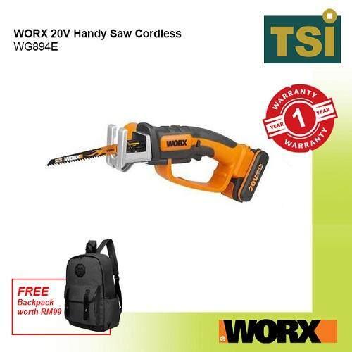 WORX WG894E 20V Cordless Handy Saw