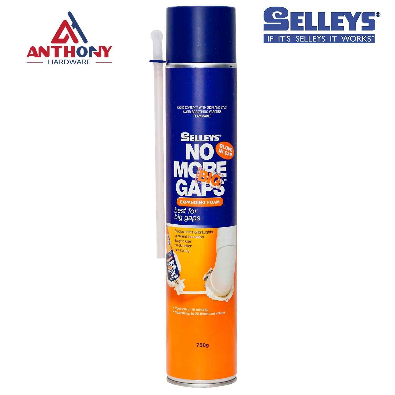 SELLEYS No More Big Gaps 750ml (Milk White)