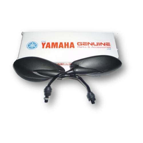 Yamaha Y125z , Y125zr Side Mirror Set (1 Pair) By Motorcycle Spare Part Service.