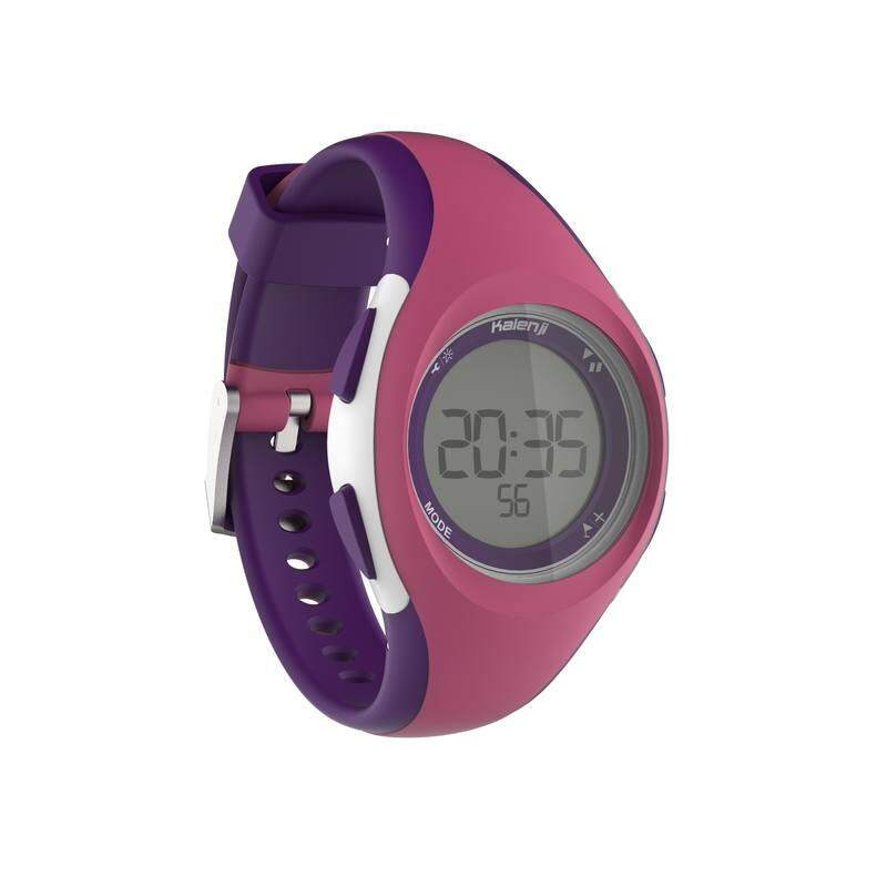 Kalenji Sport Watch For Women & Children W200 (Purple/Pink) Malaysia