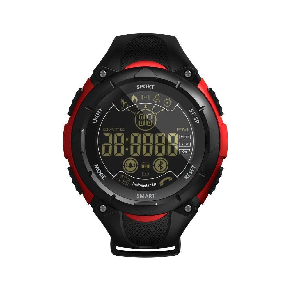 Womdee Long Standby Time Waterproof Bluetooth 4.0 Smart Wristband Fitness Tracker Pedometer Sports Smart Watch Band