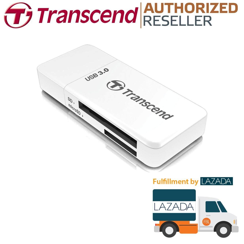 Transcend All in One Multi Card Reader USB 3.0 RDF5 (Transcend Malaysia) Malaysia