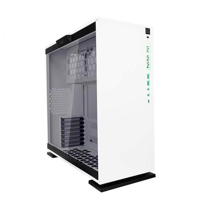 [CAS]In Win 303 RGB ATX Case - White Malaysia