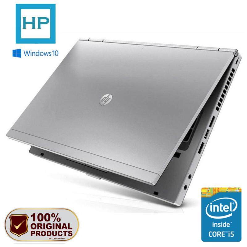 HP ELITEBOOK 8470P SILVER [CORE I5 V-PRO  4GB RAM  500GB HDD  W10PRO] Malaysia