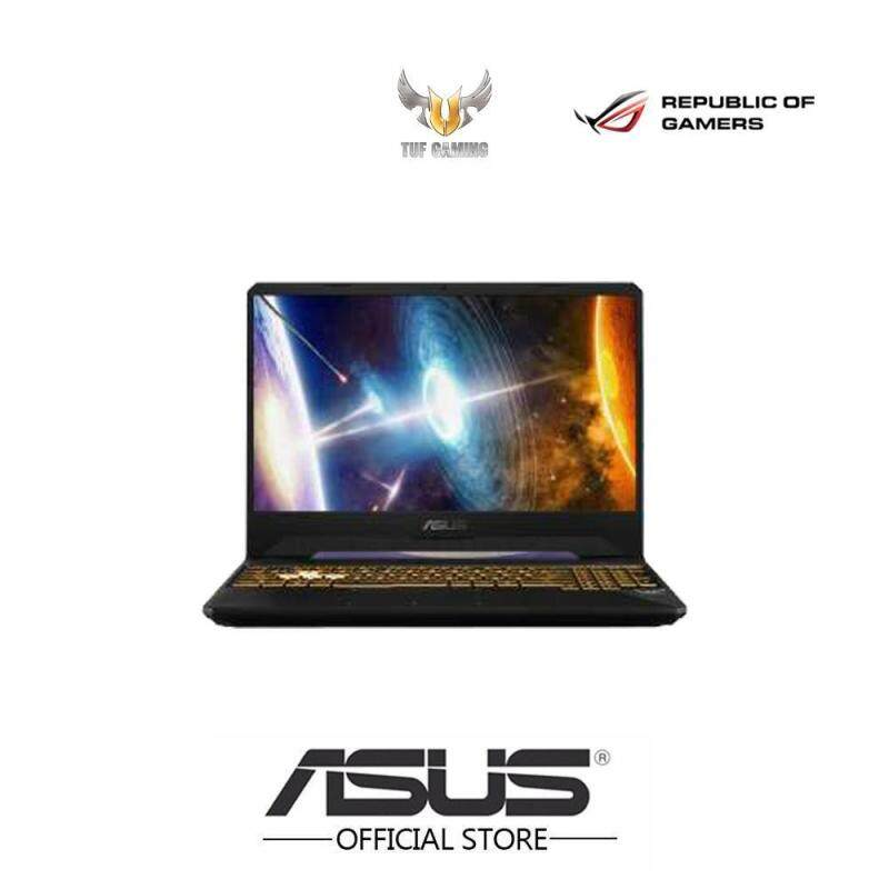 Asus TUF FX505G-MBQ202T Gaming Notebook (15.6inch/Intel I5/4GB/1TB+128GB SSD/GTX1060 6GB) Malaysia
