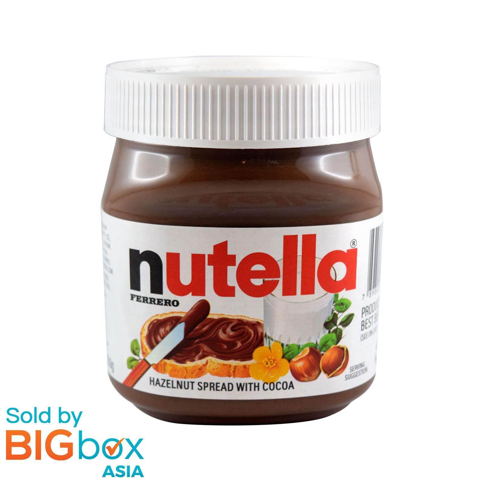 Nutella Barangan Runcit price in Malaysia - Best Nutella